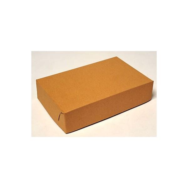 4way Χάρτινο Κουτί Κραφτ Club Sandwich 000781 0150780000