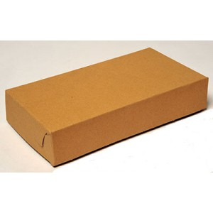 4way Paper Kraft Box Portion 000782 5200150780001
