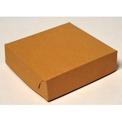 4way Χάρτινο Κουτί Κραφτ Πατάτας-Μπουγάτσας 000784 5200150780002