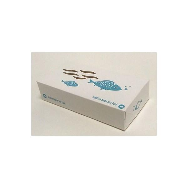 4way Χάρτινο Κουτί Ψαριών Easy Medium 25TEM 0001090 0150780004