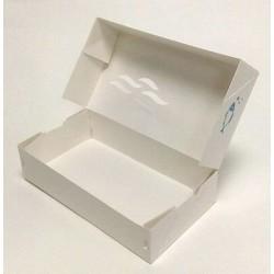 Αφοί Ρόη Χάρτινο Κουτί Ψαριών Easy Medium 25TEM 0001090 0150780004