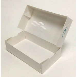 4way Paper Fish Box Easy Medium 25PCS 0001090 0150780004