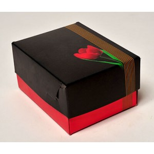 Packoflex Paper Patisserie Box Tulip No2 000880 0150790000