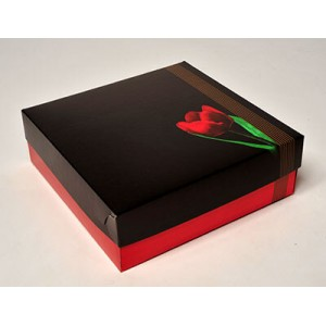 Packoflex Paper Patisserie Box Tulip No6 000882 0150790002