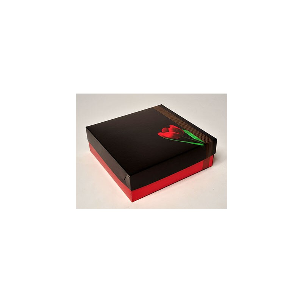 Packoflex Paper Patisserie Box Tulip No6 000882 0150790002