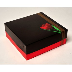 Packoflex Paper Patisserie Box Tulip No8 000883 0150790003