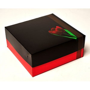 Packoflex Paper Patisserie Box Tulip No10 000884 0150790004
