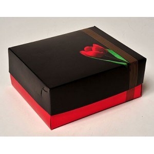Packoflex Paper Patisserie Box Tulip No15 000885 0150790005