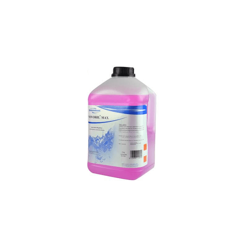 ΟΙΚΟΧΗΜΙΚΗ Novoril Max Multi Purpose Cleaner 5KG 13151501027 5205662004792