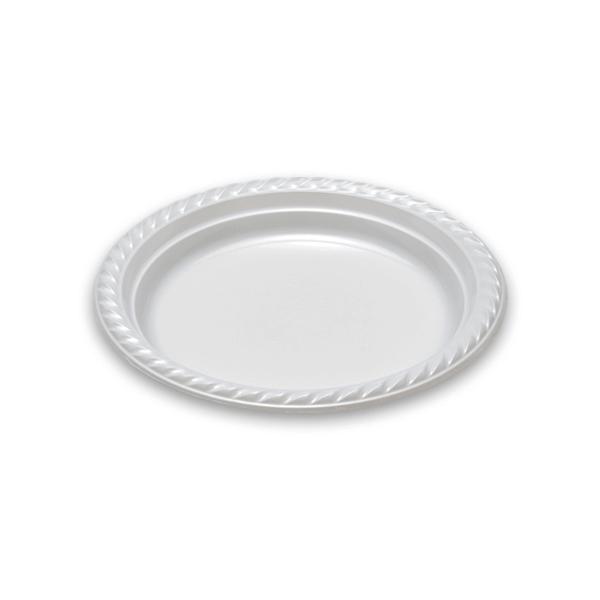 Dimexsa Plastic Plate Special Type 22CM 25PCS 0520002-8 5202501104668