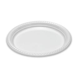 Dimexsa Πλαστικό Πιάτο Ειδικού Τύπου 25,5CM 25ΤΕΜ 0520003-8 5202501104675