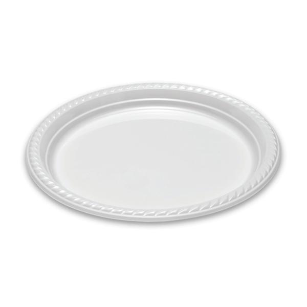 Dimexsa Plastic Plate Special Type 25,5CM 25PCS 0520003-8 5202501104675