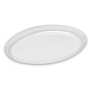 Dimexsa Plastic Plate Special Type Oval 25PCS 0520008-8 5202501104682