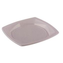 Dimexsa Plastic Plate Square Star 23CM 16PCS ΠΙΑΤΟ STAR 23CM 5202501917893