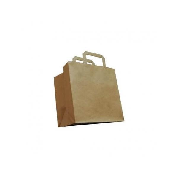 Θαλασσινός Χάρτινη Τσάντα Με Χερούλι 26X18x26 Νο2 ΕΜ.6972 8033908921605