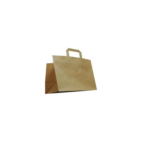 Θαλασσινός Χάρτινη Τσάντα Με Χερούλι 32Χ20Χ23 Νο3 ΕΜ.6792 8033737599167