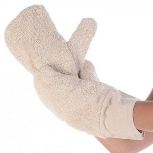 JDS Baking Gloves Hygostar Short Sleeve 19-01-007 4015544331509