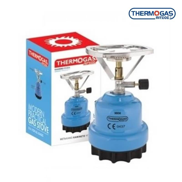 Camper Gas Stove For Bottle Of Liquid Gas 190GR 1098 5203917401129
