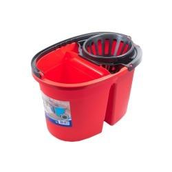 ΚΥΚΛΩΨ Mop Bucket Two Compartment With Wheels 16LT 003001434 5202707010336