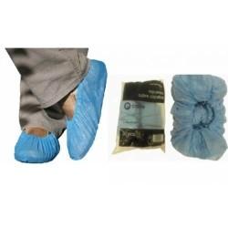 CISNE Disposable Shoe Covers For Dispenser 100PCS Blue 460549 8410347605493
