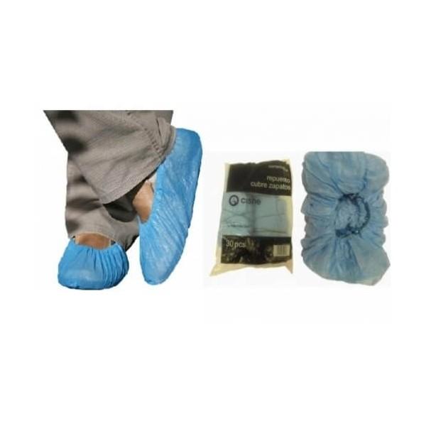 CISNE Πλαστικό Κάλυμμα Παπουτσιών Συσκευής 100ΤΕΜ Μπλε 460549 8410347605493