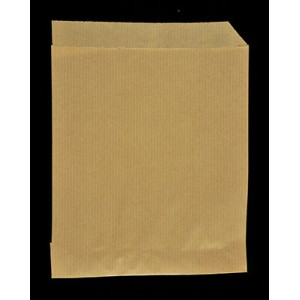 ESTIA Paper Bag Greasse Proof Kraft Angle 13,5X19 0000204-1 0150950005