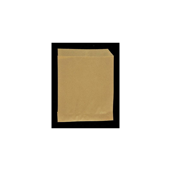 ESTIA Paper Bag Greasse Proof Kraft Angle 13,5X19 0000204-1 0150950005