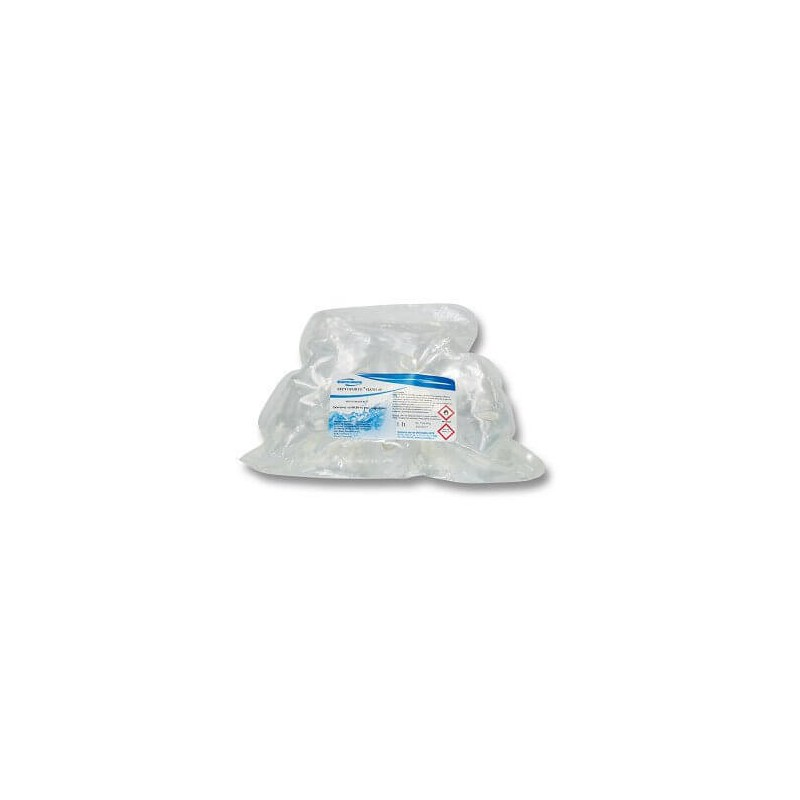 ΟΙΚΟΧΗΜΙΚΗ Septoforte Hand 40 Alcohol Disinfectant Pouch 1LT 13060600022 0130930005