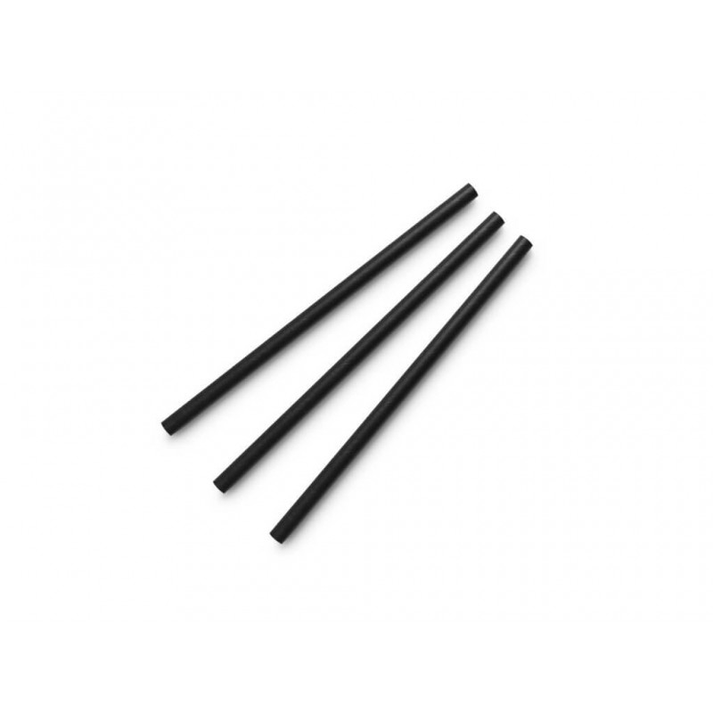 4way Jumbo Straws Cobio Black 1/1 250PCS 0001103 5206492004174