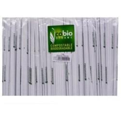 4way Jumbo Straws Cobio Black 1/1 250PCS 0001103 5206492004174