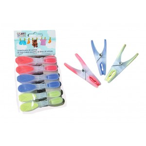 ΚΥΚΛΩΨ Rubber Clothespin 12PCS 003301457 5202707991468