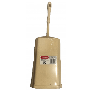 ΚΥΚΛΩΨ Toilet Brush Plastic No30 Beige 00410038 ΜΠΕΖ 5202707999143