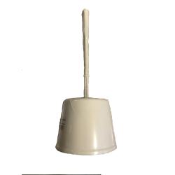 ΚΥΚΛΩΨ Toilet Brush Plastic No20 White 00410035 5202707000917
