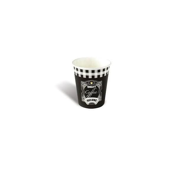 Dimexsa Paper Cups 4Oz Coffee Supreme 50PCS 0530001-12 0150210009