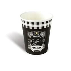 Dimexsa Paper Cups 8OZ Coffee Supreme 50PCS 0530002-12 0150210013