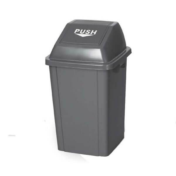 OEM Rubbish Bin Push 100Lt Grey 23-65-015 0161010015