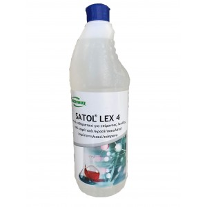 ΟΙΚΟΧΗΜΙΚΗ Satol Lex-4 Spot Cleaner For Wine Stains 1Lt 13121204034 5205662008097