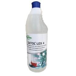 ΟΙΚΟΧΗΜΙΚΗ Satol Lex-4 Τοπικό Καθαριστικό Για Κρασί 1LT 13121204034 5205662008097