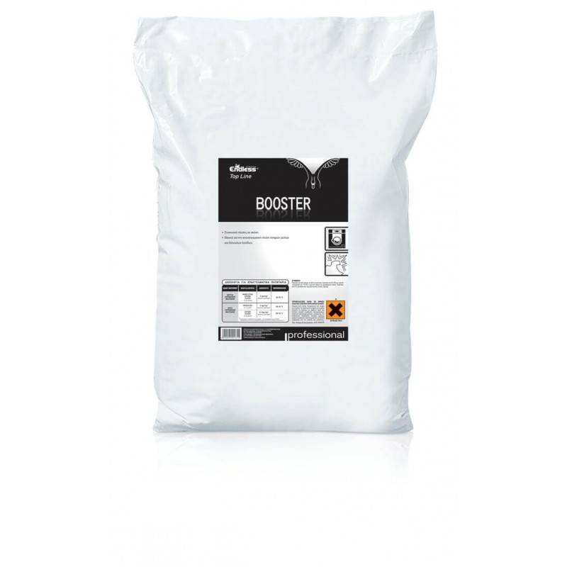 Endless Top Line Booster Powder For Oily Stains 20KG 2999020215 5202995202314