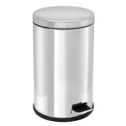 Mopatex Wc Waste Bin Inox 8LT 404 0161020003