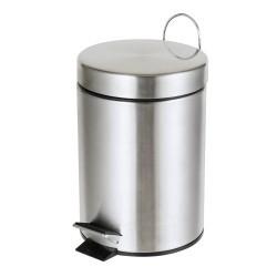 delta cleaning Wc Waste Bin Inox 5LT KA05Σ 0161020004