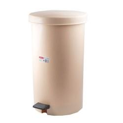 ΚΥΚΛΩΨ Waste Basket For Kitchen 35Lt Beige 003301647 5202707988635