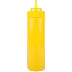 JDS Mustard Container 24OZ/710ML 04-01-064 5205408004437
