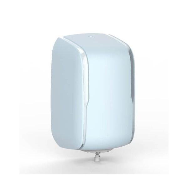 TUBELESS Maxi Centrefeed Roll Dispenser White 2912015005 3859892832827