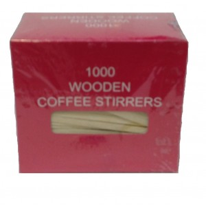 JDS Wooden Stirrer 12CM 1000PCS 01-01-006 5205408002631