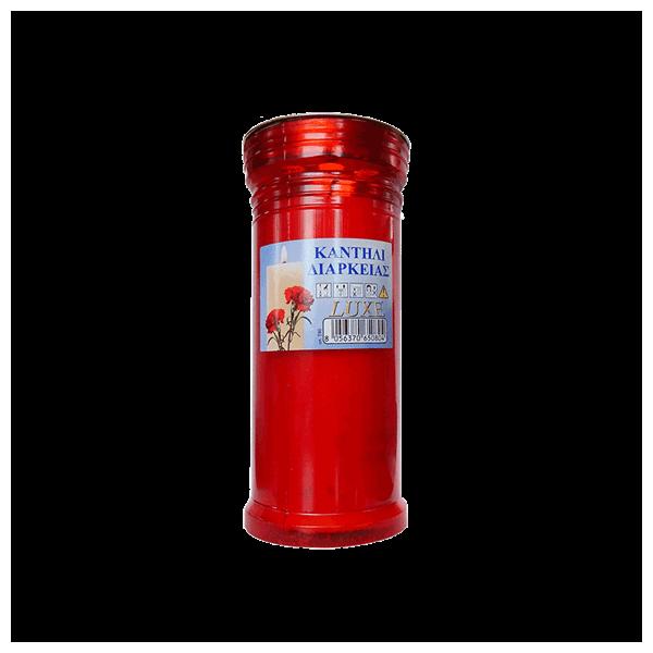 ΜΕΛΚΑ Candle Long Lasting 8 Days 880 8056370650804