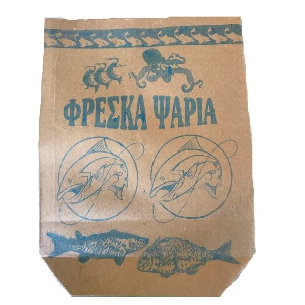 OEM Paper Bag For Fish 21X28cm 05-0037 0150950013