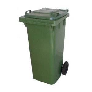 OEM Waste Bin Heavy Duty With Wheels 240Lt IORB24S0 0161010031