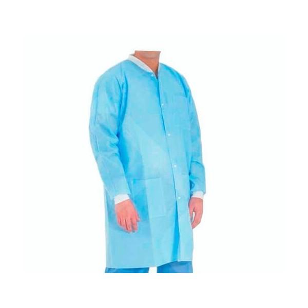 OEM Disposable Visitors Coat 10Pcs ΠΛΑΣΤΙΚΟ ΠΑΛΤΟ 0250650003