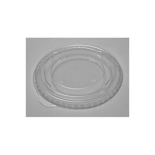 MAC PAC Plastic Lids Flat Without Hole For 9OZ/22OZ 50PCS 000174-1 4008156984812